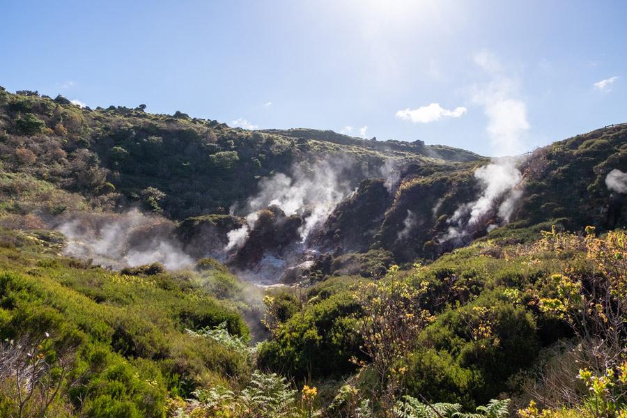 Açores - Tour d'Horizon de Terceira