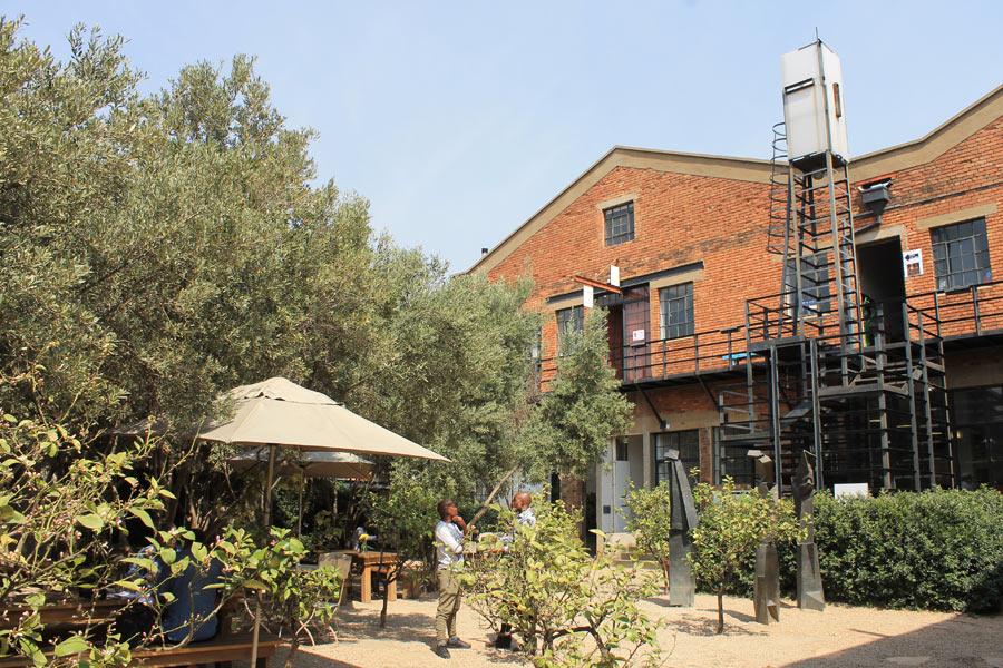 Afrique du Sud - A la découverte des quartiers de Jo'burg