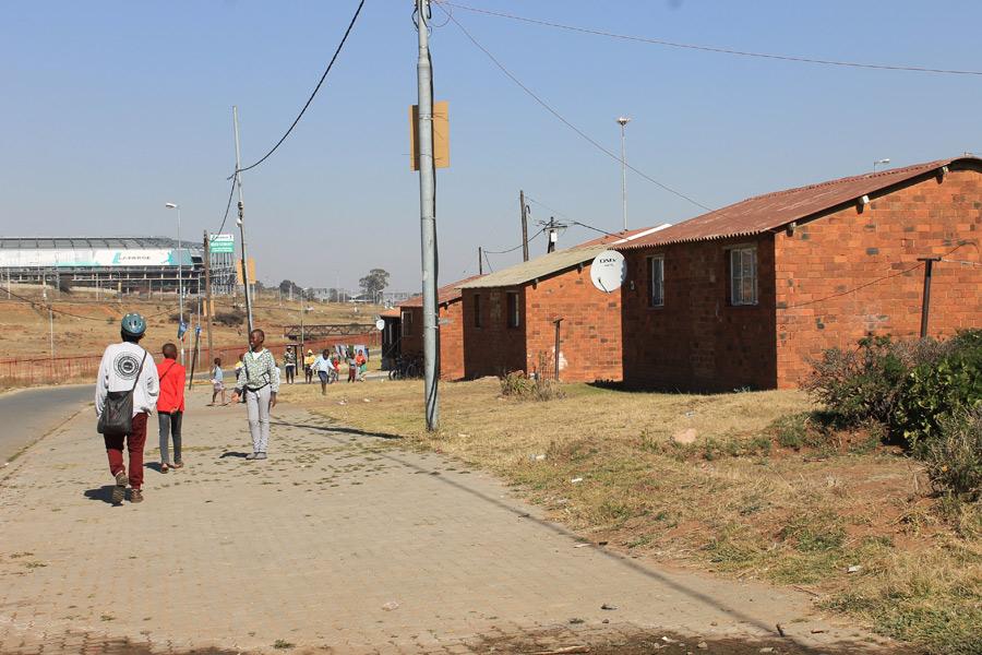 Afrique du Sud - Soweto, le cœur battant de la révolte contre l'Apartheid