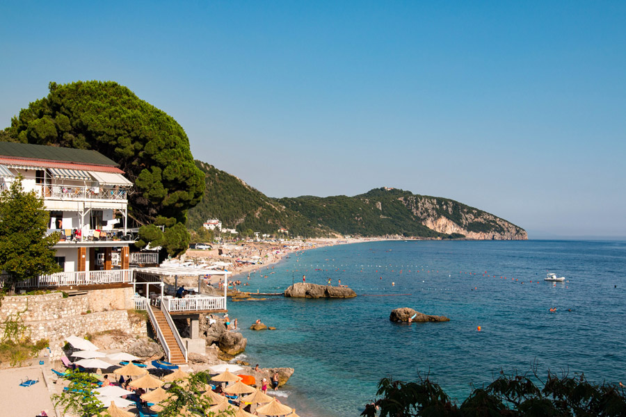 Albanie - La Riviera Albanaise de Vlora à Saranda
