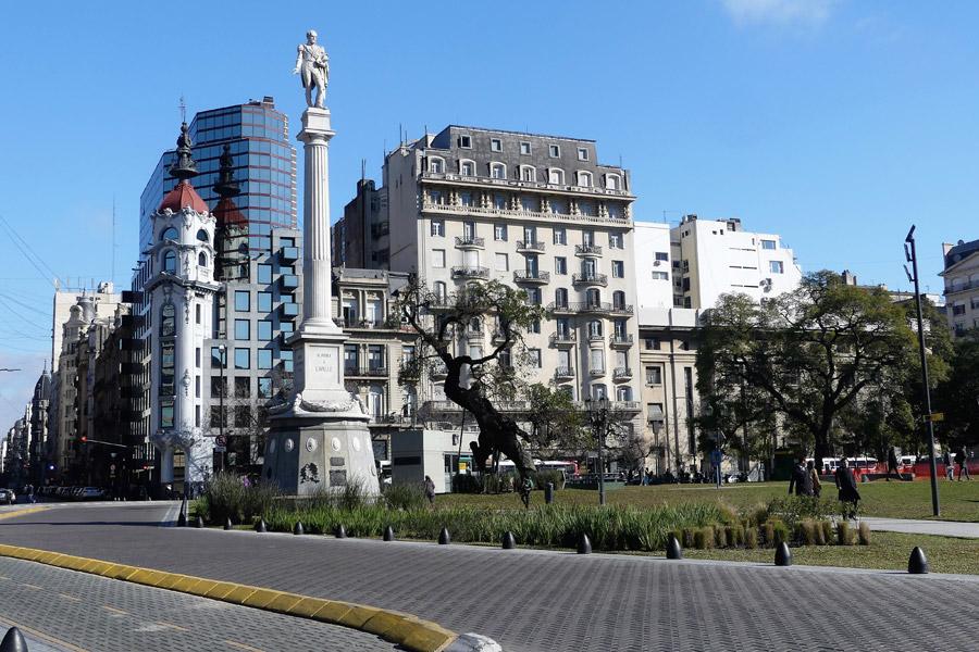 Argentine - Buenos Aires, l'Intrigante
