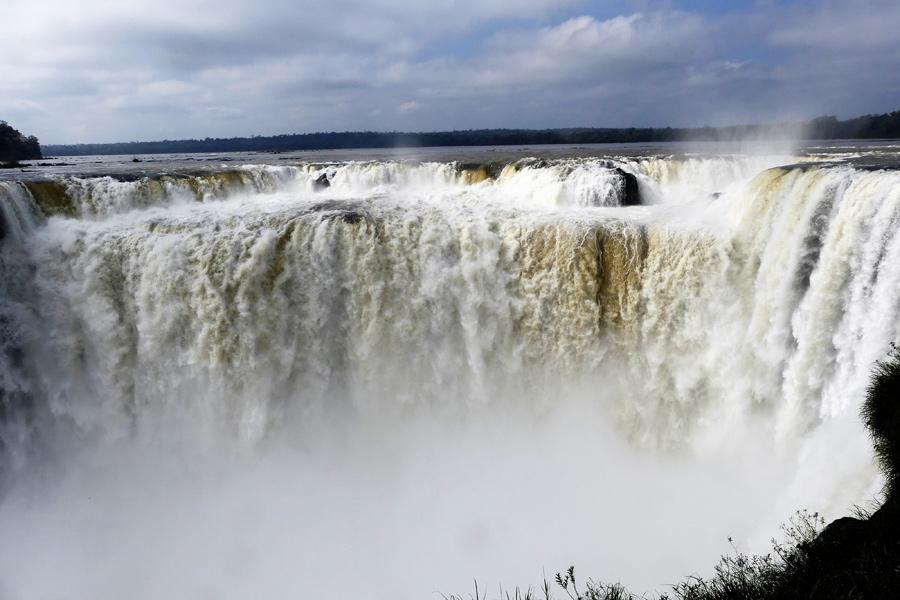 Argentine - Les magnifiques chutes d'Iguazu