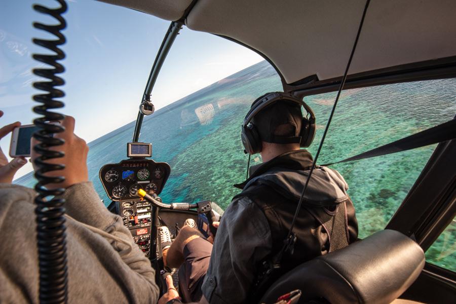 Australie - La grande barrière de corail