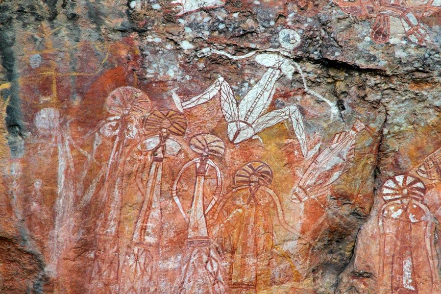 Australie -Les Aborigènes d'Australie