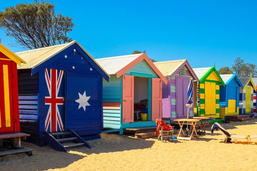 Australie -Melbourne, virée dans la capitale culturelle de l'Australie
