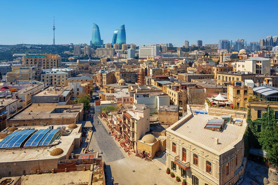 Azerbaïdjan - Bakou, Une Capitale Audacieuse