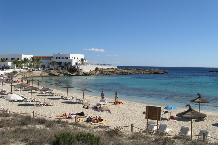 Formentera, le Calme au Large d'Ibiza
