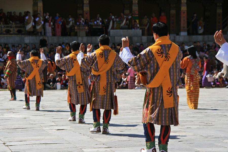 Bhoutan - Les Tsechu du Bhoutan