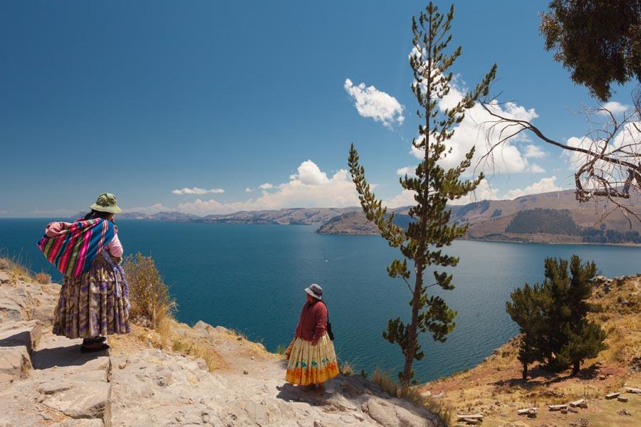 Bolivie - Copacabana, du Lac Titicaca à Rio de Janeiro