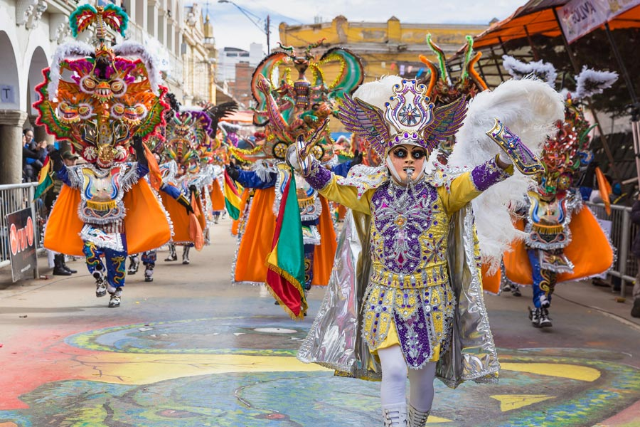 Bolivie - Le Carnaval d'Oruro
