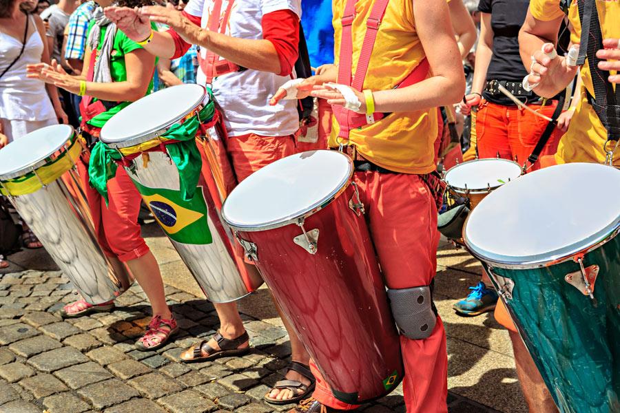 Brésil - Carnaval de Rio