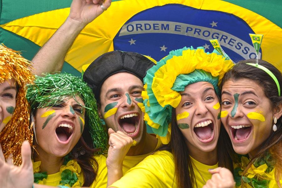 Brésil - Le Phénomène Football au Brésil