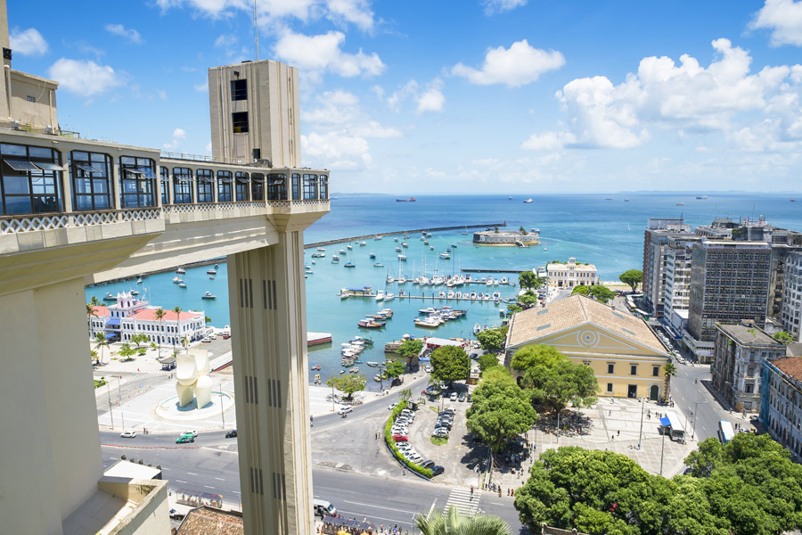 Brésil - Salvador de Bahia, la Rome Noire