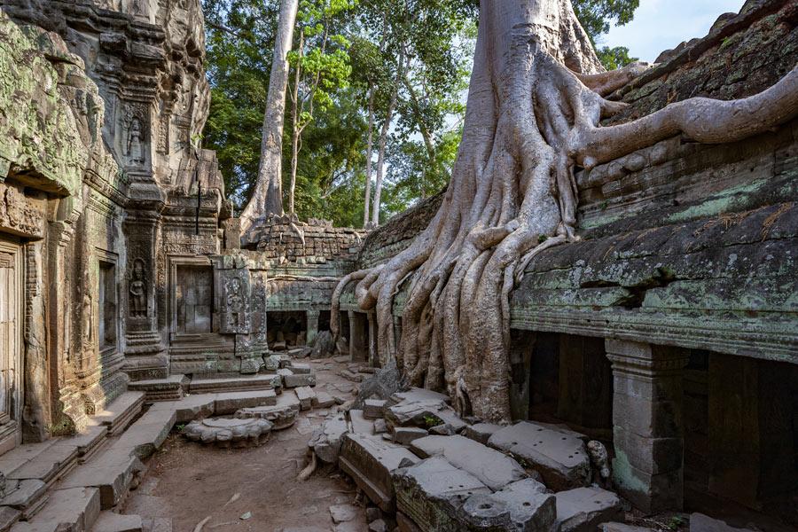 Cambodge - Angkor - Huitième Merveille du Monde