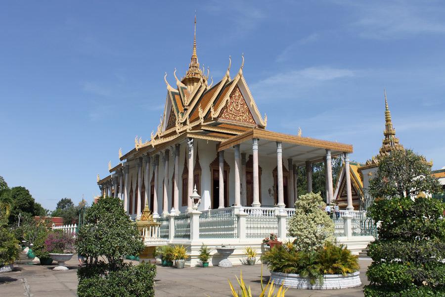 Cambodge : Marcher sur de l'Argent
