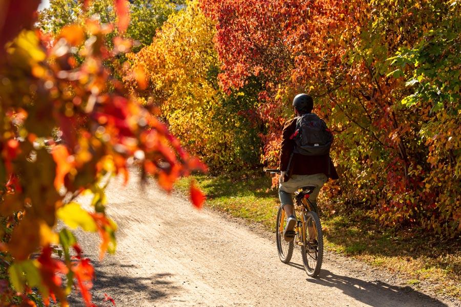 Canada - Découvrir le Québec à Vélo