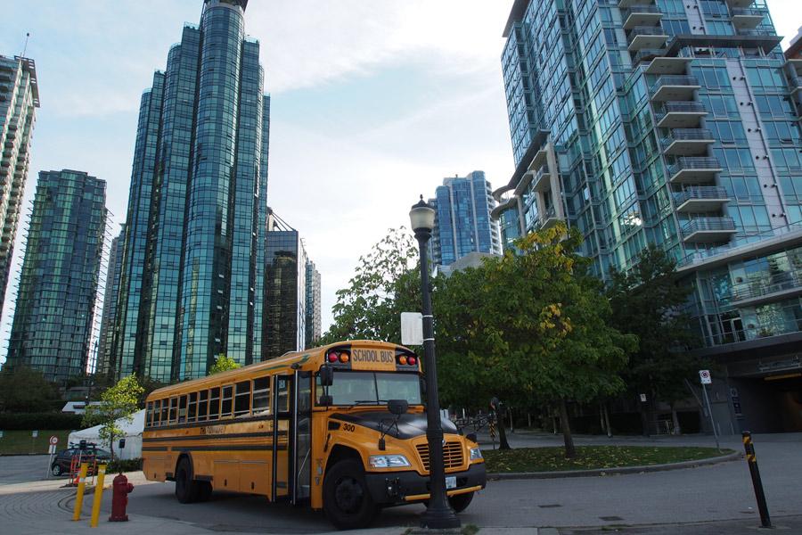 Canada - Vancouver, ville la plus verte du monde en 2020 ?