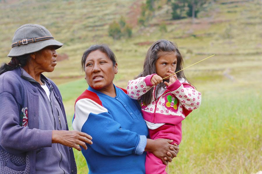 Chili - Les Peuples Indigènes du Chili