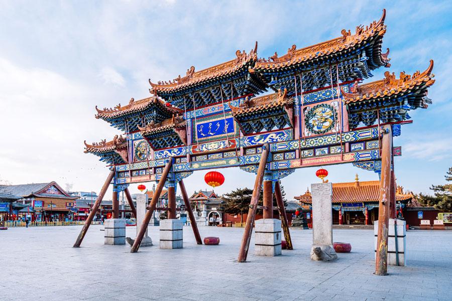 Chine - Les Grands Espaces de la Mongolie Intérieure