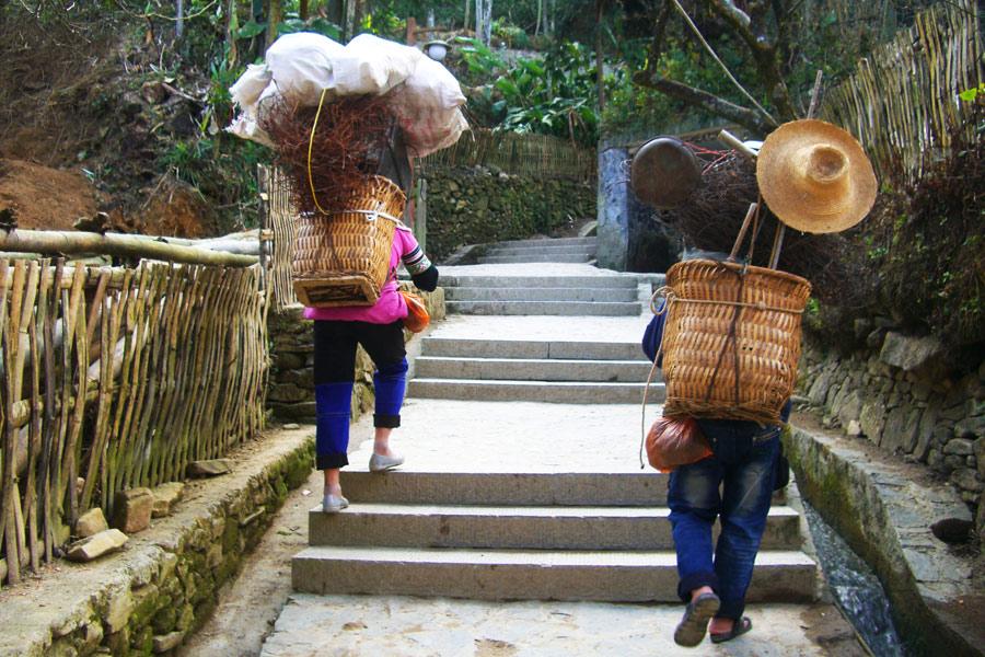 Chine - Les Rizières en Terrasses de Yuanyang