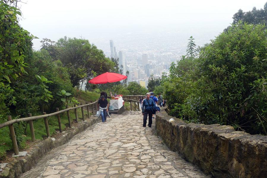Colombie - Bogota, 2 600 mètres plus près des étoiles