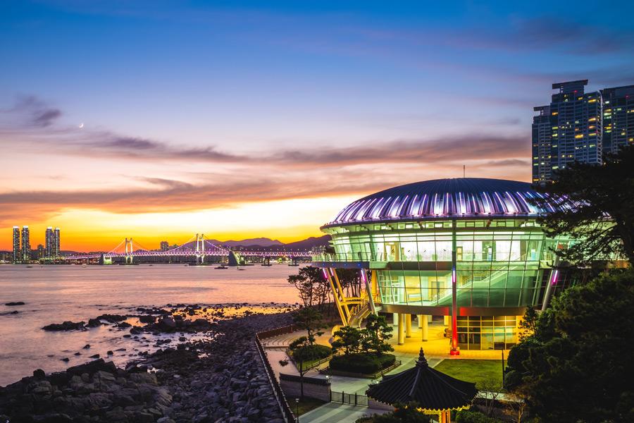 Séoul - Busan la Décontractée