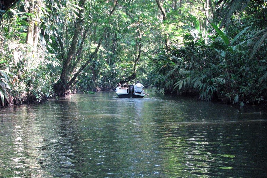 Costa Rica - Le Parc National de Tortuguero