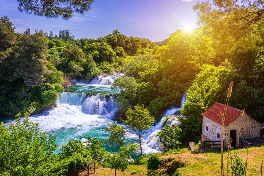 Croatie - Zoom sur le Parc National de la Krka