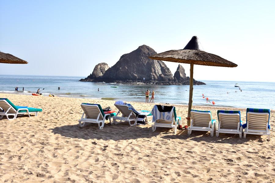 Emirats Arabes Unis - Fujairah, émirat ouvert sur le golfe d'Oman