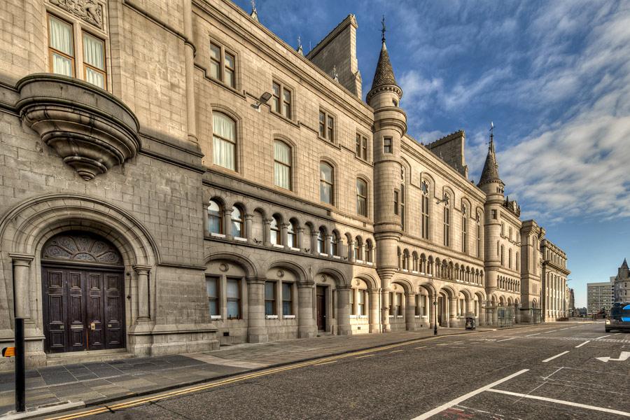 Ecosse - Aberdeen ou l'Écosse Rêvée