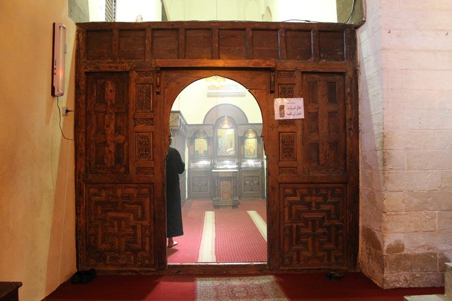 Egypte - Balade dans le Quartier Copte du Vieux Caire