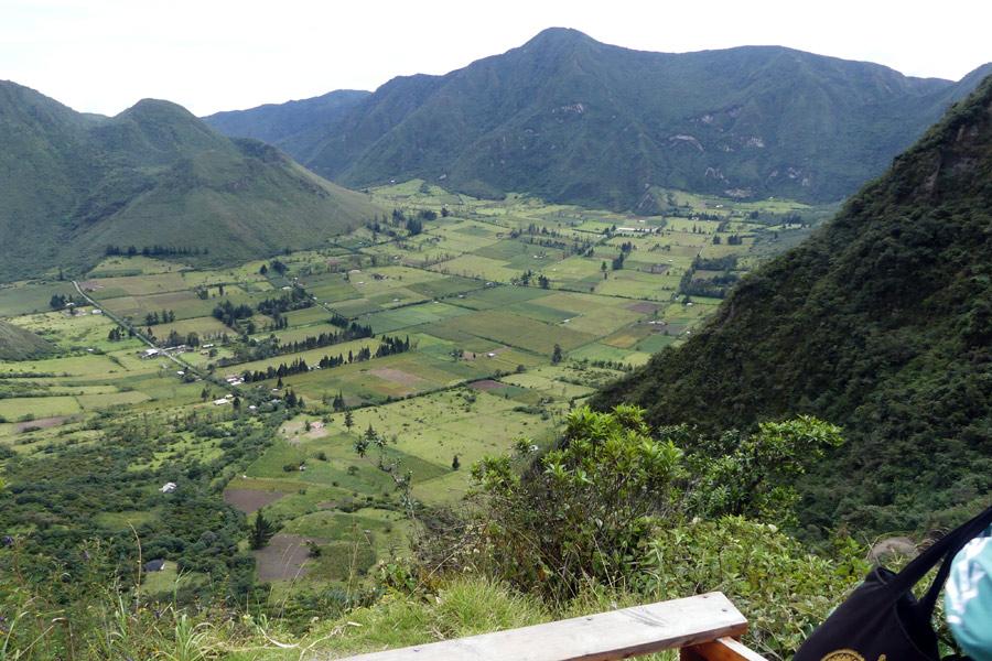 Equateur - La Mitad del Mundo, la vrai et la fausse?