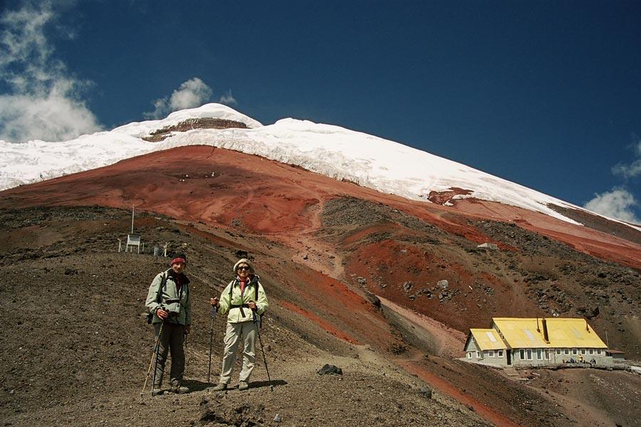 Equateur - Le Cotopaxi, Plus Haut Volcan Actif du Monde