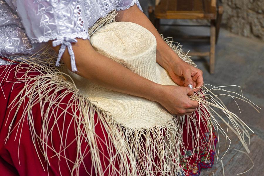 Equateur - Le Panama, la Liberté de Paille