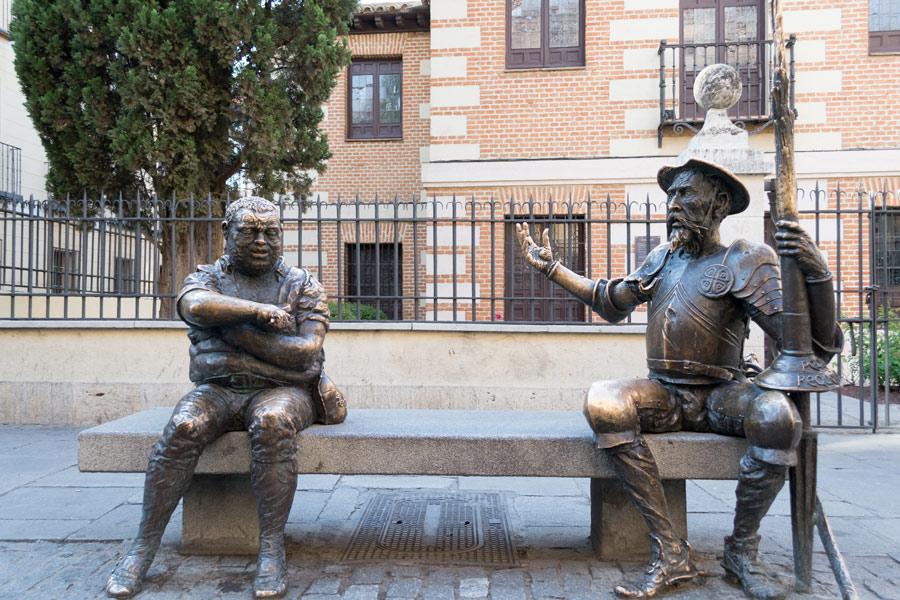 Espagne - Madrid, sur les traces de Cervantès