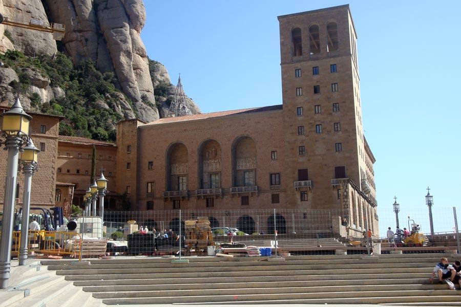 Espagne - Virée au Monastère de Montserrat