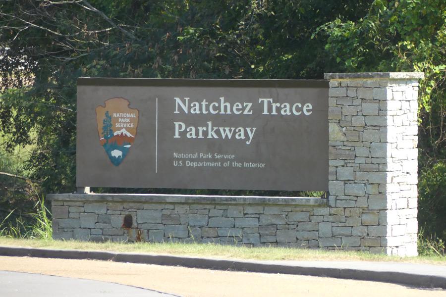 Etats-Unis - La Natchez Trace Parkway une route à Découvrir