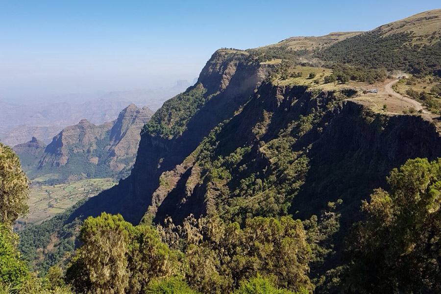 Ethiopie - A la découverte des Trésors Cachés du Parc National du Simien
