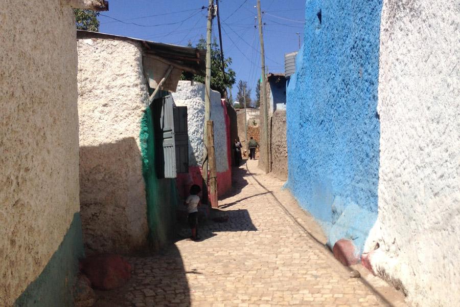 Ethiopie - Halte à Harar