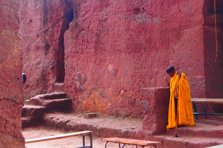 Ethiopie - Sur la Trace des Eglises Enterrées