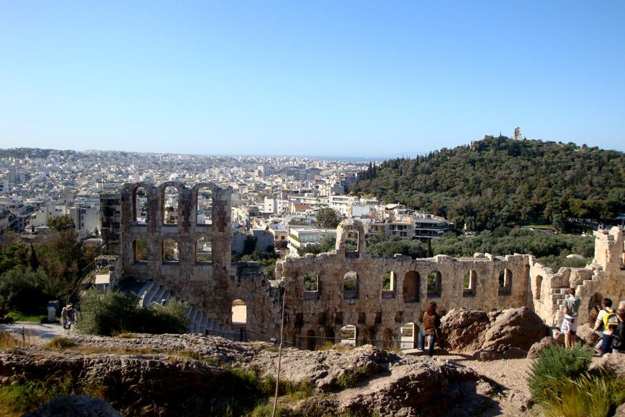 Grèce - L'Acropole, cœur de la Grèce Antique et Moderne