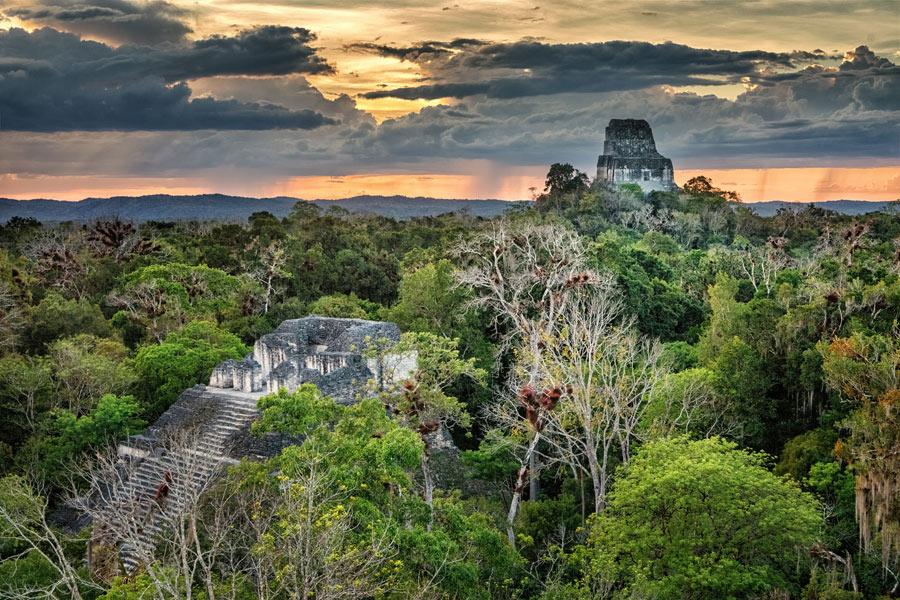 Guatemala - A la Découverte de Quelques Grandes Cités Mayas