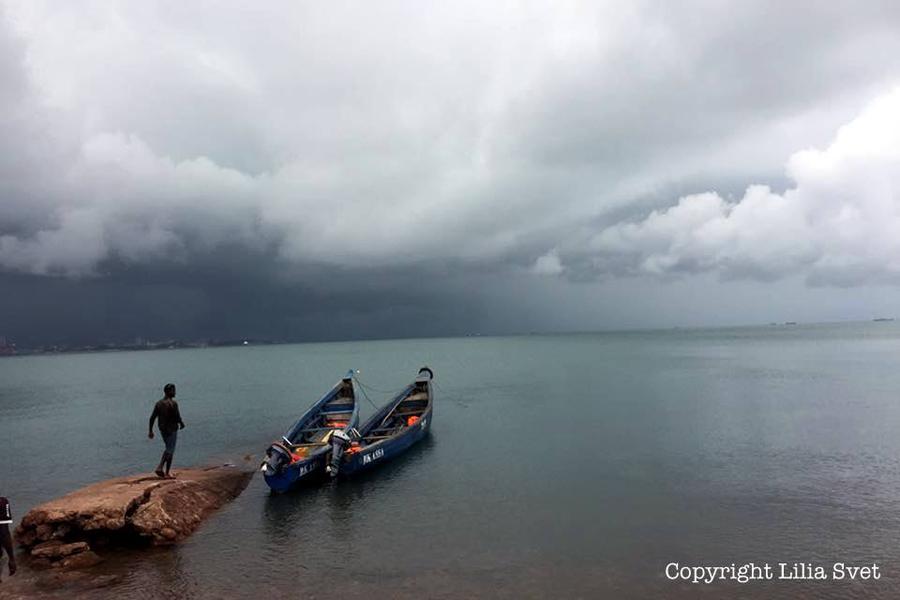 Guinée - Les îles de Loos