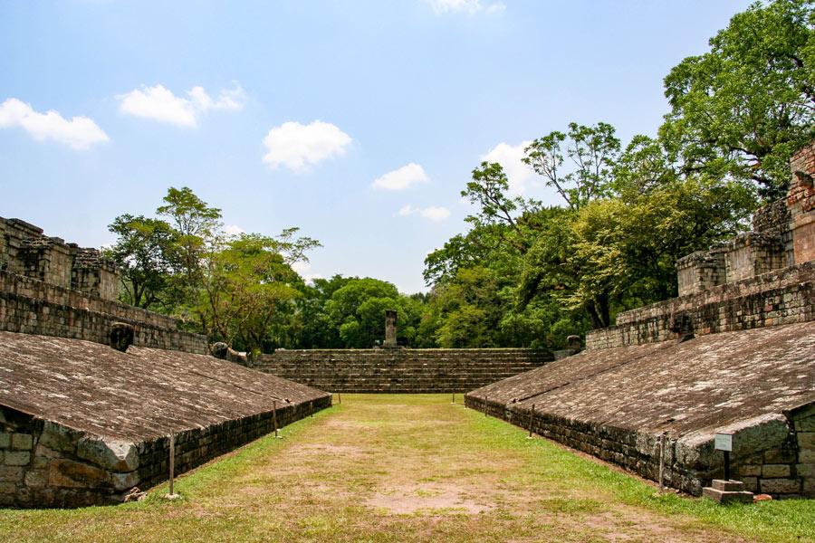 Honduras - Le Site Archéologique de Copán