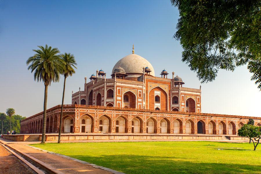Inde - Balade de Siècle en Siècle à Delhi