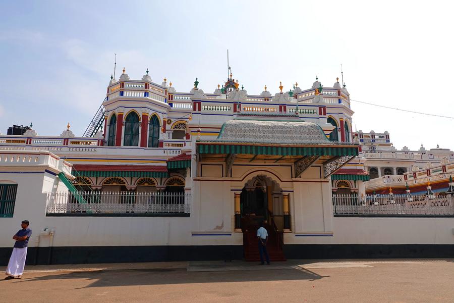 Inde - De Palais en Palais dans le Chettinad