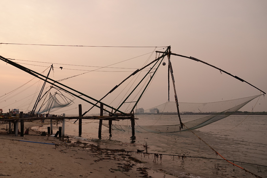 Inde - D'îles en presqu'îles à Cochin, la Venise de l'Inde