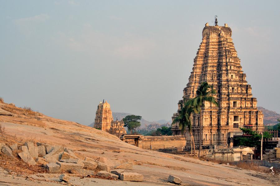 Inde - Le Site d'Hampi