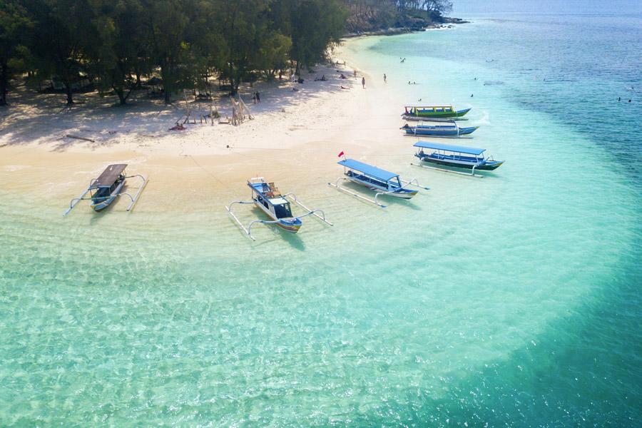 Indonésie - Lombok - Cap sur les îles Gili