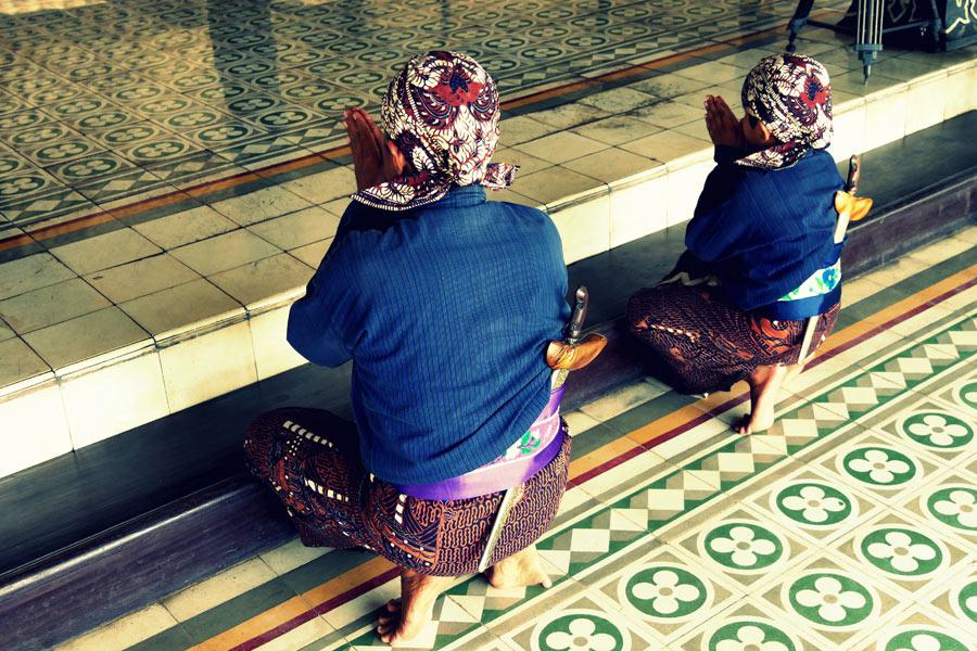 Indonésie - Java - Entre Borobudur et Prambanan, mon cœur balance…